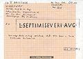 Roman Inscription from Roma, Italy (CIL VI 01038).jpeg