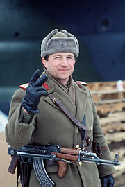 Romanian AKM Soldier