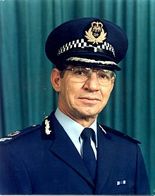 Ronald Joseph Redmond, Queensland Police Commissioner.jpg