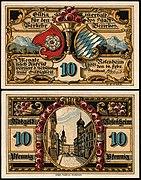 Rosenheim 10 Pfennig 1921.jpg