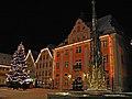 Rottenburger Marktplatz mit Rathaus (5274621770).jpg