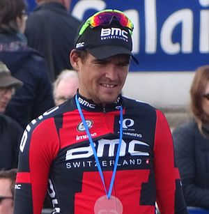 Greg Van Avermaet - Van Avermaet after 2015 Paris–Roubaix