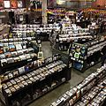 Rough Trade NYC, record store in New York City (2014-11-28 by David Hilowitz).jpg