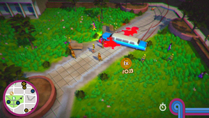 Roundabout (video game) - Image: Roundabout Screenshot 04