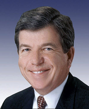 Roy Blunt, member of the United States House o...