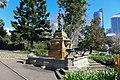 Royal Botanic Gardens Fountain 201708.jpg