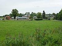 Rubigny (Ardennes) vue du village.JPG