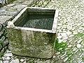Rucne tesana nadoba na vodu, Berat.jpg