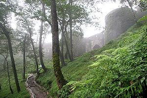 Rudkhan Castle - Image: Rudkhan 5