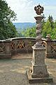 Rudolfova vyhlídka, zámecký park, Sychrov.jpg