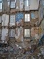 Rue Sébastopol, destruction d'immeuble 01.jpg
