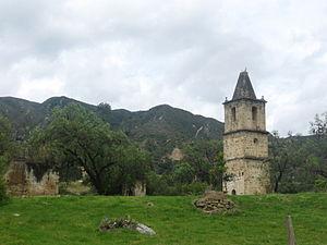 Sativanorte - Image: Ruinas de la Iglesia de Sativaviejo