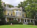 Rumbaugh House, Zillicoa St. Montford Area.JPG