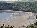 Runswick Bay from Runswick Village.jpg