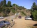 Runyon Canyon - Mulholland Dr trailhead.jpg