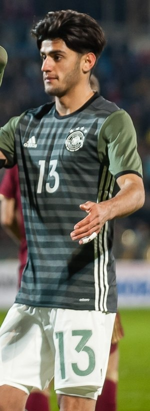 Mahmoud Dahoud - Dahoud in 2016