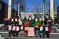 Rutgers Bangladeshi Scarlet Knights Protested Against War Criminal of 1971.jpg