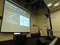 Ryan Kaldari en GLAM-WIKI Santiago 2012 - 2.JPG
