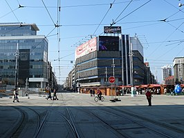 Katowice market square