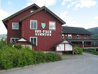 Sør-Fron Municipality in Innlandet, Norway