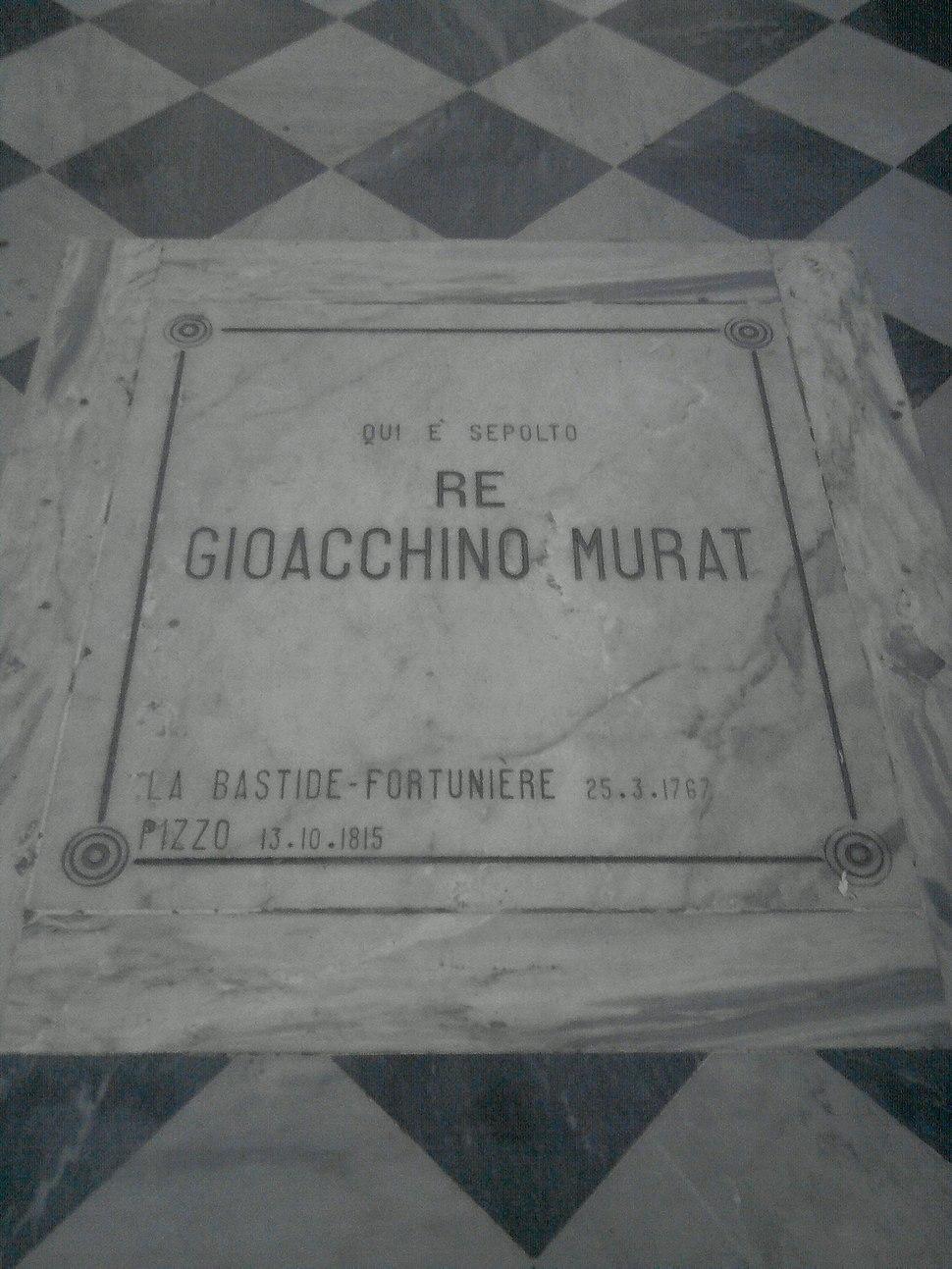 S.Giorgio Pizzo Tomba Murat