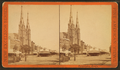 S. G. St. East from Twelfth. Philadelphia, Penn'a, from Robert N. Dennis collection of stereoscopic views.png