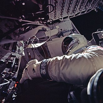 Richard F. Gordon Jr. - Gordon during his Gemini 11 flight