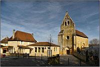 SAINT-VINCENT-LE-PALUEL (Dordogne) Eglise et mairie.jpg