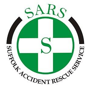 Suffolk Accident Rescue Service - Image: SARS Logo 8
