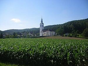 Municipality of Brezovica - Image: SLO Brezovica pri Ljubljani