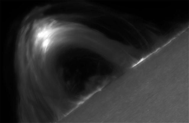 SST CHROMIS Hbeta near core