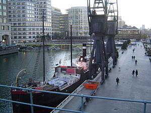SS Robin - SS Robin, November 2005.