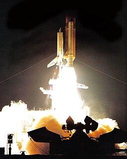 STS-33 human spaceflight