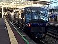 Sagami Railway 20000 series in Izumino Station 02.jpg