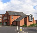 Sage Cross Methodist Church Melton Mowbray - geograph.org.uk - 227862.jpg