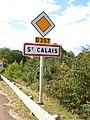 Saint-Calais-FR-72-panneau d'agglomération-01.jpg