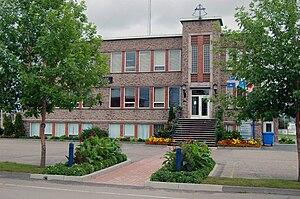 Saint-Gédéon, Quebec - Town hall