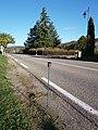 Saint-Germain (Ardèche) - Piquet anti-sanglier.jpg