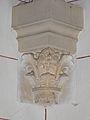 Saint-Sauveur (Dordogne) église cul-de-lampe (1).JPG