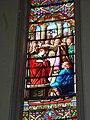 Saint-Sylvestre-Cappel (Nord, Fr) église, vitrail 03.JPG