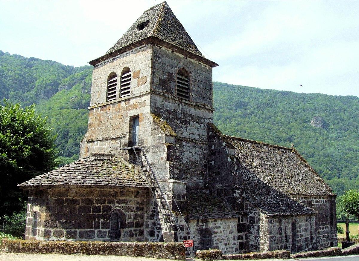 Saint-Vincent-de-Salers - Wikipedia