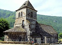 Saint-Vincent-de-Salers - Eglise Saint-Vincent -1.jpg