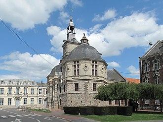 Saint-Amand-les-Eaux - Saint Amand les Eaux, l'échevinage de l'abbaye