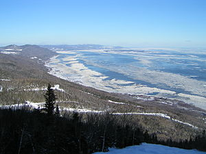 Saint Lawrence River in winter.JPG