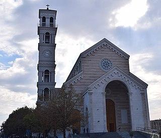 Cathedral of Saint Mother Teresa, Pristina Church in Pristina, Kosovo