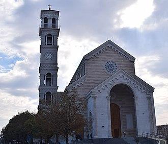 Cathedral of Saint Mother Teresa, Pristina - Image: Saint Mother Teresa Cathedral Prishtina 8