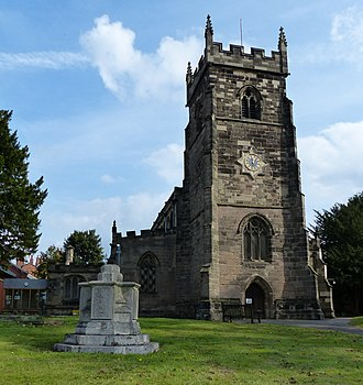 Nuneaton - St Nicolas Parish Church