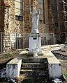 Saint Raphael Catholic Church (Springfield, Ohio) - Sacred Heart of Jesus statue.jpg
