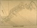 Sainte-Genevieve de Batiscan - Les premieres terres - Carte cadastrale de 1685-1709.png