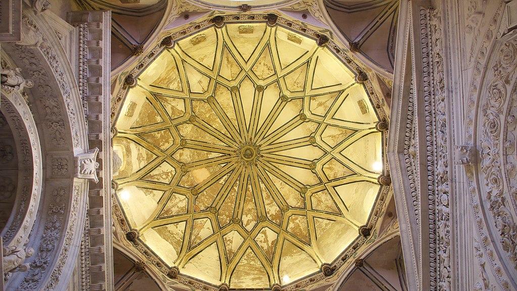 Dome de l'église du monastère de la Cartuja à Séville - Photo de José Luis Filpo Cabana